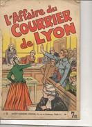 L'affaire Du Courrier De LYON - N°2 - A Suivre