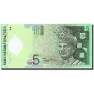 Malaysie, 5 Ringgit, Undated (1999-2001), KM:41b, NEUF - Malaysie