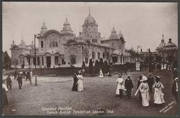 Canadian Pavilion, Franco-British Exhibition, London, 1908 - Valentine's RP Postcard - Exhibitions