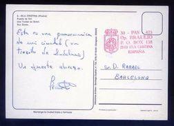 Tarjeta Postal Con Tampon *Radioaficionado* *30PAS423. Isla Cristina...* Ver Dorso. - Radio Amateur