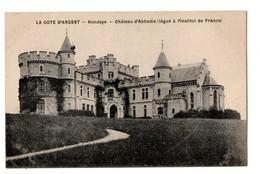 64 - HENDAYE . LE CHÂTEAU D'ABBADIA . Légué à L'Institut De France - Réf. N°3461 - - Hendaye