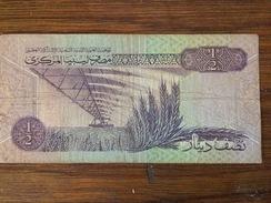 BANQUE DE LIBYE 1/2 - Libye