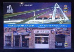 Tarjeta *Radioaficionado* *Elche, Alicante...* Ver Dorso. - Radio Amateur