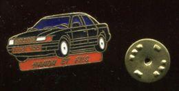 Pin's - AUDI 100 Hamon Et Fils Voiture Automobile - Audi