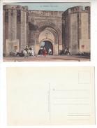 - MAROC - RABAT - Bab El Had - Cheval - Ane - Canon - - Rabat