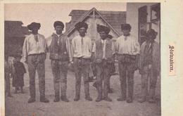 ALTE  AK   SLOWAKEN / Rückseite Mit Erläuterungen  Ca. 1915 - Slovaquie