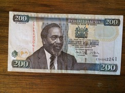 BANQUE OF KENYA - Kenya