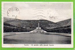 Caserta - Lo Specchio Della Grande Cascata - Formato Piccolo - Caserta