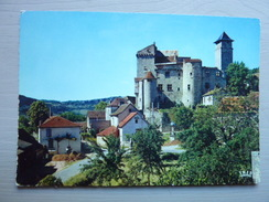 Environs De Cajarc - Le Château Fédal De Salvagnac - Sonstige Gemeinden