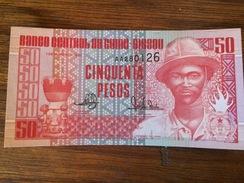 BANQUE GUINEE BISSAU-50 - Guinea-Bissau