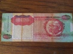 BANQUE ANGOLA-10000 - Guinea-Bissau