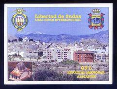 Tarjeta *Radioaficionado* *QSL Especial Monovar, Alicante...* Ver Dorso. - Radio Amateur
