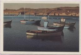 CPM - PEINTRE De BRETAGNE - COULIOU - PORT MANECH - Barques Au Repos - Edition ? - France