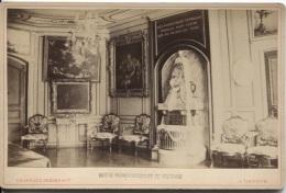 FERNEY - MAUSOLEE DE VOLTAIRE - Photographe Charnaux Frères - PHOTO Ancienne Avt 1900 - Lieux