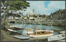 Truro From The Quay, Cornwall, 1969 - Jarrold Postcard - Other