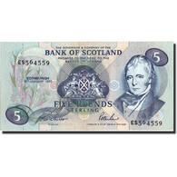 Scotland, 5 Pounds, 1993, KM:116b, 1993-01-18, SUP - 5 Pounds