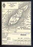 Tarjeta Postal *Radioaficionado* *ED-6-IDM. Manacor, Baleares..* Meds: 103x150 Mms. Ver Dorso. - Radio Amateur