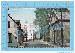 """Trois-Rivières Quebec ( Rue Des Ursulines """"vieux Trois-Rivieres"""", Postcard Carte Postale ) Recto/Verso - Trois-Rivières"""