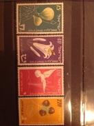 Israel 1952 Jewish New Year Mint SG 69-72 Yv 58-61 - Neufs (sans Tabs)