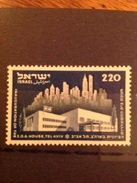 Israel 1952 70th Opening Of American Zionists House  Mint SG 68 Mi 72 - Neufs (sans Tabs)
