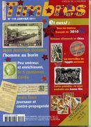 TIMBRES MAGAZINE ANNEE COMPLETE 2011 Soit 11 Numéros - Français (àpd. 1941)