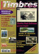 TIMBRES MAGAZINE ANNEE COMPLETE 2012 Soit 11 Numéros - Français (àpd. 1941)