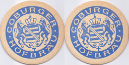 #D062-277 Viltje Coburger Hofbräu - Sous-bocks