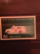 Israel 1955 25th Anniversary Of Magen David Adom Mint SG 114 Yv 96 - Neufs (sans Tabs)