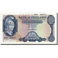 Grande-Bretagne, 5 Pounds, Undated (1957-61), KM:371a, Undated (1996), TTB - 1952-… : Elizabeth II