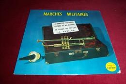 MARCHES  MILITAIRES  °° LA MARCHE LORRAINE   + 3 TITRES - Instrumental