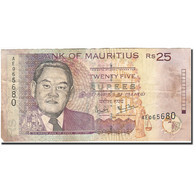 Mauritius, 25 Rupees, 1999, KM:49a, 1999, TB - Maurice