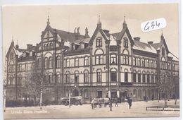 UMAA- STORA HOTELLET - Suède