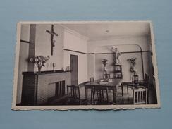 St-Gabriëlinstituut - Spreekkamer ( A. Briffaerts ) Anno 19?? ( Zie Foto Details ) !! - Boechout