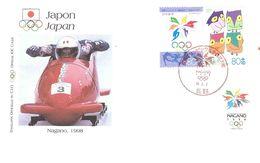 NAGANO 1998 - Winter 1998: Nagano