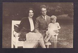 CPA BELGIQUE - L.L.A.A.R.R. Le Duc Et La Duchesse De BRABANT Et La Princesse Joséphine Charlotte - TB PORTRAIT FAMILLE - Unclassified