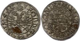 2 Albus, 1682, Mit Titel Leopolds I., Noss 494, Vz.  Vz2 Albus, 1682, With Title Leopolds I., Noss 494,... - [ 1] …-1871 : German States