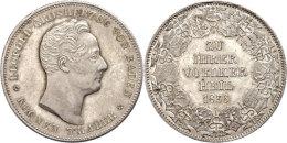 Taler, 1836, Carl Leopold Friedrich, AKS 87, J. 51, Vz.  VzThaler, 1836, Carl Leopold Friedrich, AKS 87, J. 51,... - [ 1] …-1871 : German States