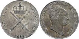 Kronentaler, 1809, Maximilian I. Joseph, AKS 44, J. 14, Ss.  SsCrowns Taler, 1809, Maximilian I. Joseph, AKS... - [ 1] …-1871 : German States