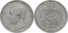 Taler, 1860, Nicolaus Friedrich Peter, AKS 25, J. 55, Ss.  SsThaler, 1860, Nicolaus Friedrich Peter, AKS 25, J.... - [ 1] …-1871 : German States