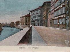 860A  LIVORNO ???   1918        ECRITE - Italien