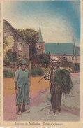 Vielsam (Environs De) - Types D'ardennais (animée, Colorisée, Edit Sevrin-Crucifix, 193x) - Vielsalm