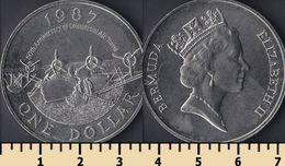 Bermuda 1 Dollar 1987 - Bermuda