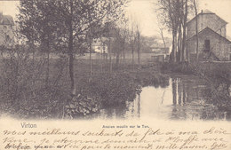 Virton - Ancien Moulin Sur Le Ton (1904) - Virton