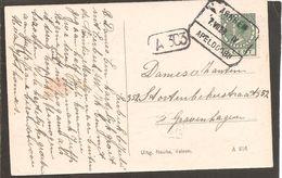 Blokstempel. Arnhem-Apeldoorn IV. SP 5. Anzicht Eerbeek - Storia Postale