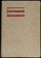 1927, Österreich, Müller, Die Postmarken Von Österreich, Gute Erhaltung  1927, Austria,... - Stamps