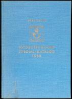 H. Grobe, 'Altdeutschland Spezial-Katalog 1953', Hannover 1953, 1. Auflage, 145 Seiten, Zahlreiche Abbildungen ... - Stamps