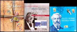 Wischnewski, Mein Land, Unsere Geschichte, 150 Jahre Briefmarken In Deutschland, Sonderausgabe Deutsche Post, 256... - Stamps