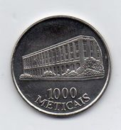 Mozambico - 1994 - 1000 Meticais - Vedi Foto - (MW144) - Mozambique