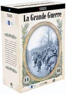 LA GRANDE GUERRE  14-18    ( CINEMA DES ARMEES )  COFFRET DE   4 DVD - Documentary