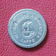 Jeton/Token Italie Distribuzione Automatica Caffe - Altri